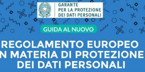 Guida Nuovo Regolamento Europeo Privacy